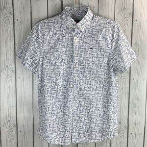 Vineyard Vines Short Sleeve Whale Shirt